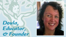 Jesse Remer Henderson, doula, educator, and Mother Tree founder