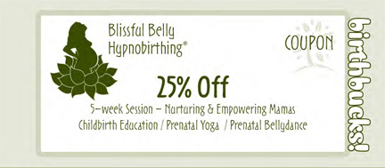 Blissful Belly Hypnobirthing